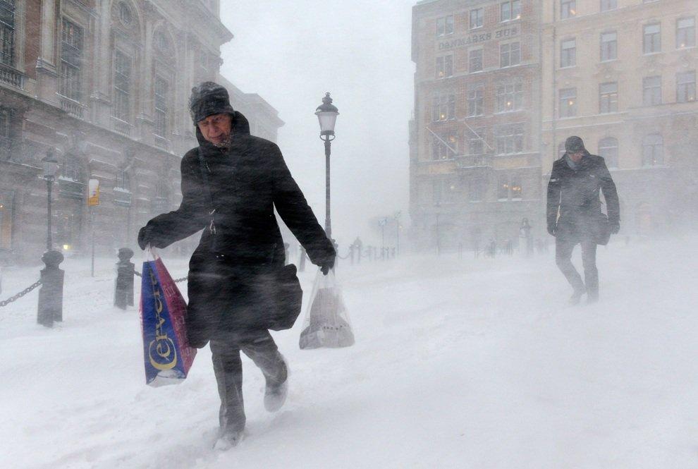 Погода в столице России на28ноября нынешнего года: ожидается снег игололедица