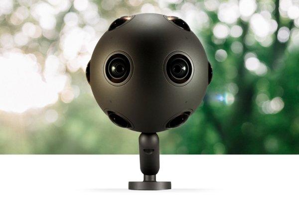Nokia оценила камеру виртуальной реальности OZO в 60 тыс долларов