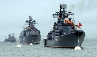 Отряд кораблей Тихоокеанского флота РФ прибыл на главную базу ВМФ Индии