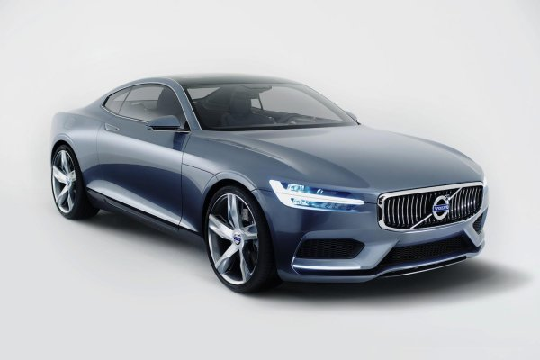 Volvo ������������ � 2020 ���� ����� S90 Coupe