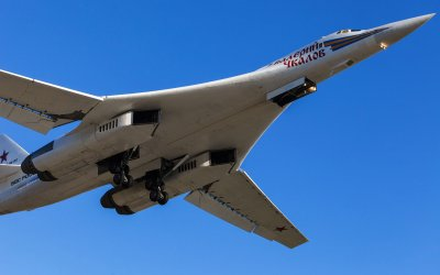 В России планируют выпуск бомбардировщика Ту-160 новой модификации