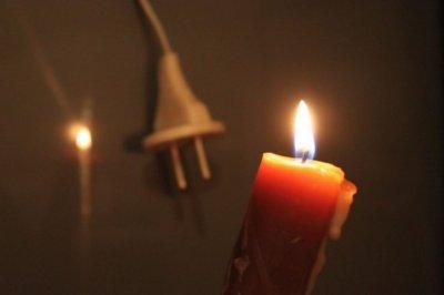 Запад Крыма вновь остался без электричества