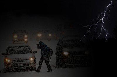 Редчайшее природное явление напугало жителей Новосибирска