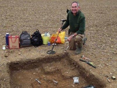На юге Великобритании найден клад викингов времен короля Альфреда Великого