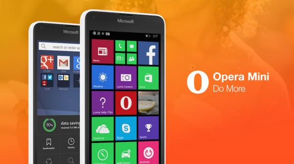Разработчики представили обновленную версию Opera Mini для Android
