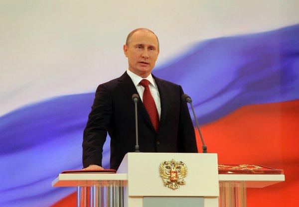 Владимир Путин встретится с судьями Конституционного суда РФ