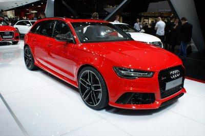 Audi создаст мощный внедорожник из универсала RS6
