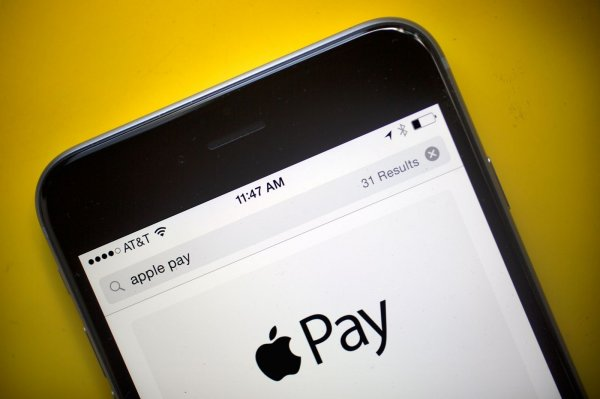 Apple заключила договор с UnionPay для запуска Apple Pay в Китае