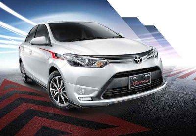 В 2016 году Toyota представит новый бюджетный седан Vios