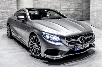 Mercedes-Benz �������� ����� ����������� S400 4MATIC Coupe
