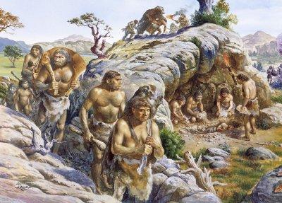 Ученые: Первобытные люди тоже вредили окружающей среде