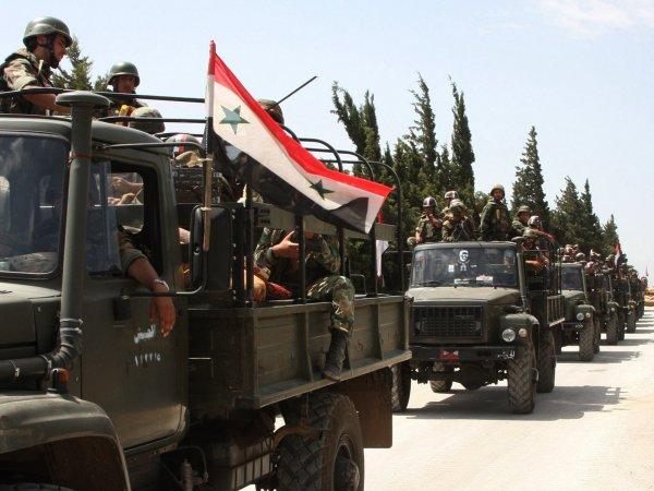 Боевики ИГИЛ дезертируют в сторону Турции под натиском сирийской армии