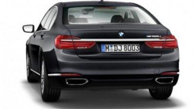 BMW готовит соперника для Mercedes-AMG S65
