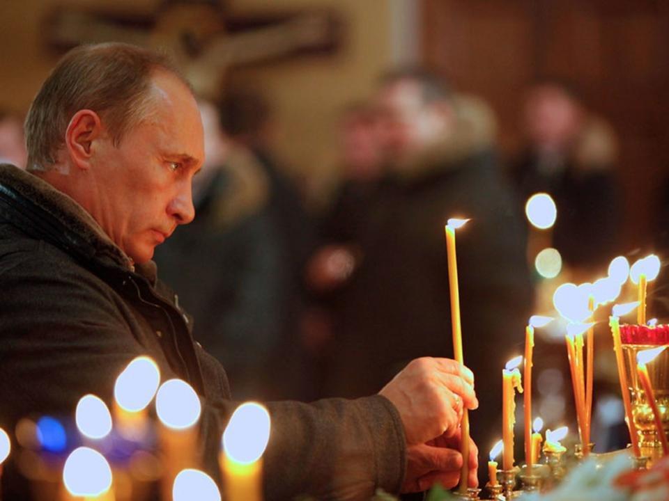 Песков Путин традиционно встретит Рождество не в Москве