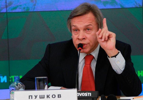 Пушков: Украина хочет обойти решение Совбеза ООН по вопросу ввода миротворцев