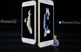 Apple �� 30% ��������� ������������ iPhone 6s � iPhone 6s Plus