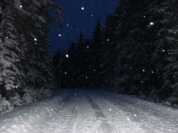В Оренбургской области 34-летний мужчина насмерть замерз в пробке