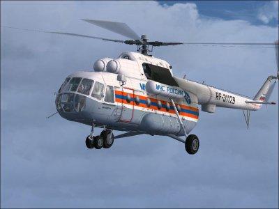 В Хакасии спасатели на вертолете ищут пятерых пропавших охотников