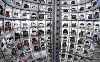 """""""Автостат"""": В 2015 году авторынок Японии упал на 5,5%"""