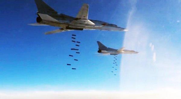 ВКС России уничтожили 1,1 тысячи объектов боевиков в Сирии