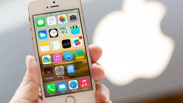 В России резко упали цены на iPhone 5s