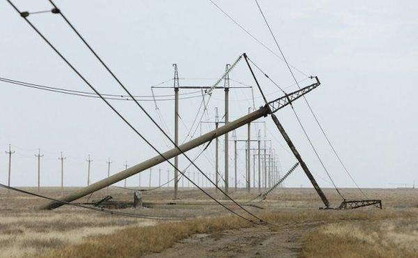 Поклонская оценила ущерб от подрыва ЛЭП на Украине