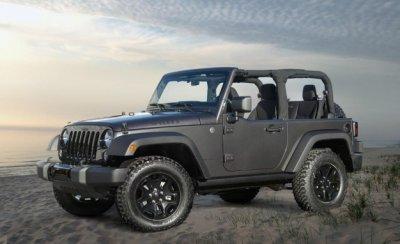 Jeep Wrangler станет основой для нового пикапа уже в 2017 году