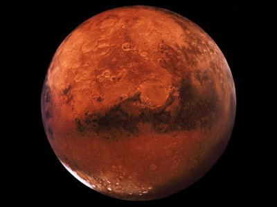 Ученые придумали технологию производства цемента на Марсе