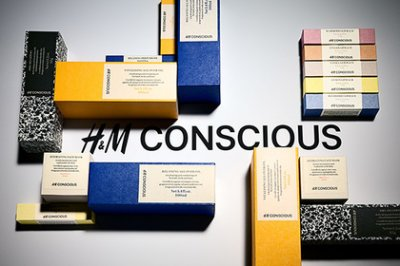 Компания H&M запускает линию органической косметики