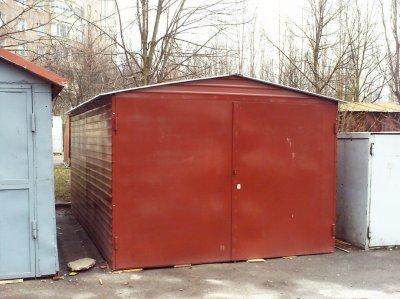Житель Комсомольска-на-Амуре украл гараж и подарил его знакомой