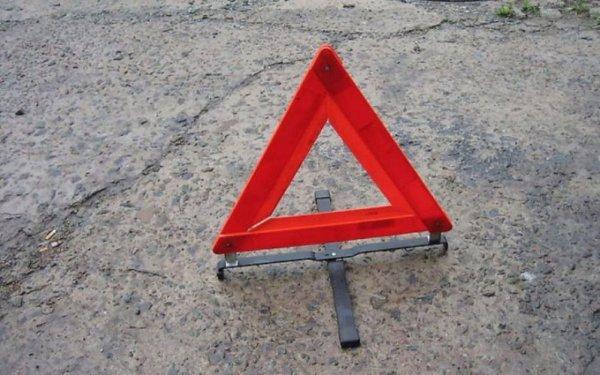 В Ленинградской области при двойном ДТП погибли два человека