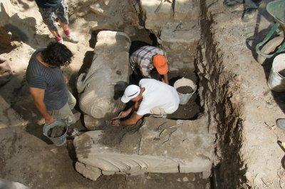 Ученые раскрыли тайну захоронения «безголовых римлян»
