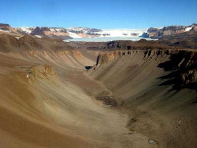 NASA: На земной модели Марса не обнаружено признаков жизни