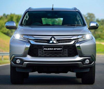 Mitsubishi привезет в Россию летом 2016 года новый Pajero Sport