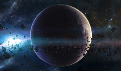 Россия намерена исследовать пояс астероидов с помощью посадочных аппаратов