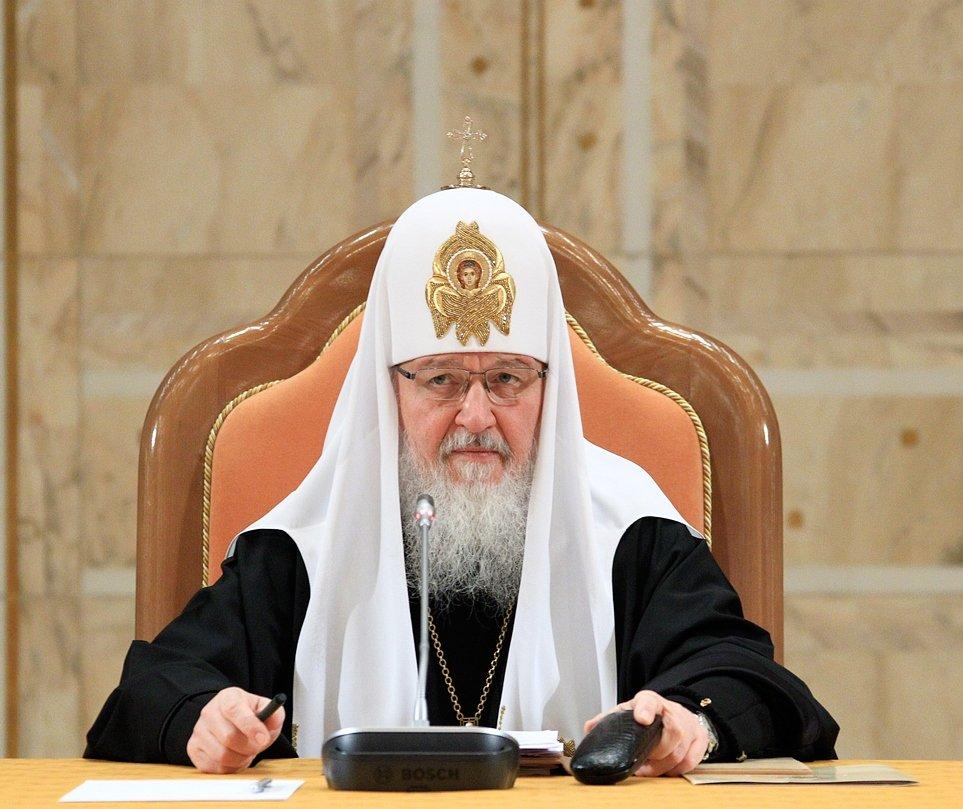 этом случае патриарх высказался о гастарбайтерах сам текст