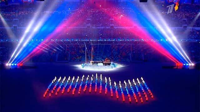 Столица зимних олимпийских игр 2014