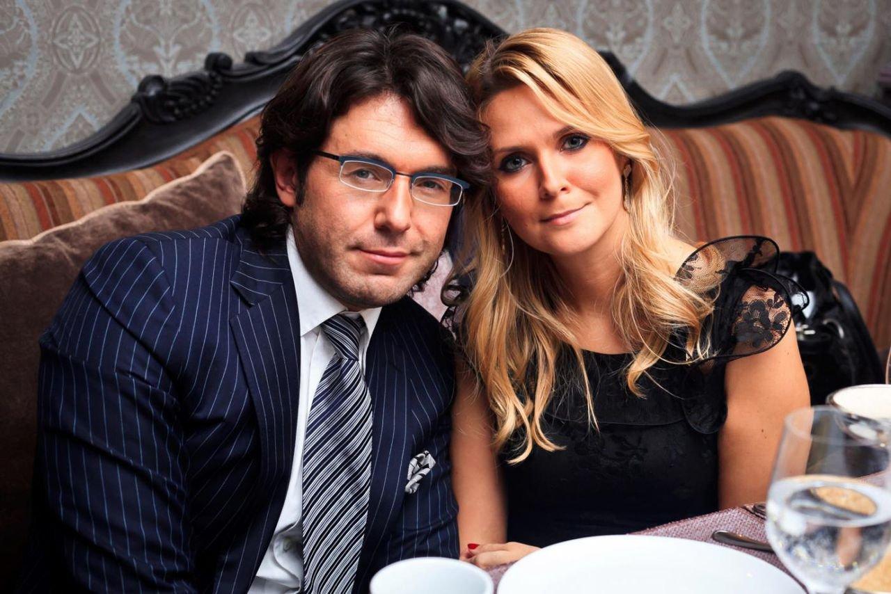 фото андрей малахов с супругой