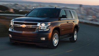 Внедорожник Chevrolet Tahoe стал дешевле на 460 000 рублей