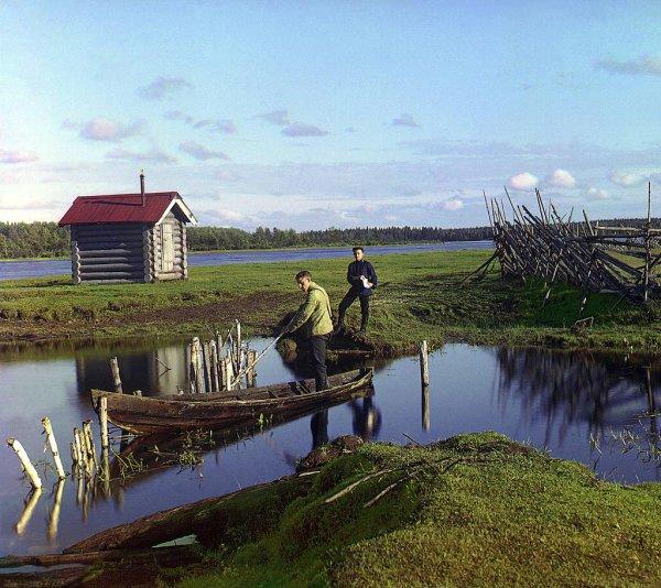 В Нижнем Новгороде откроется выставка первой цветной фотографии