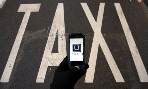 В Москве могут запретить сервис такси Uber