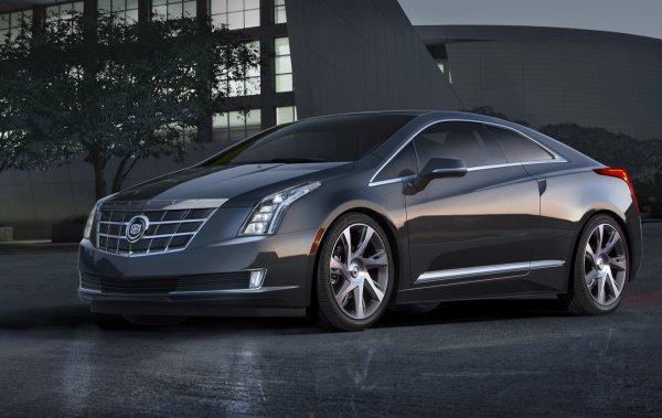 Cadillac подтвердил отказ от гибридного купе ELR