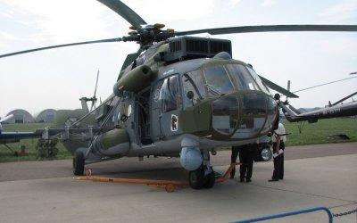 РФ намерена поставить Перу мобильный сервисный центр для вертолетов
