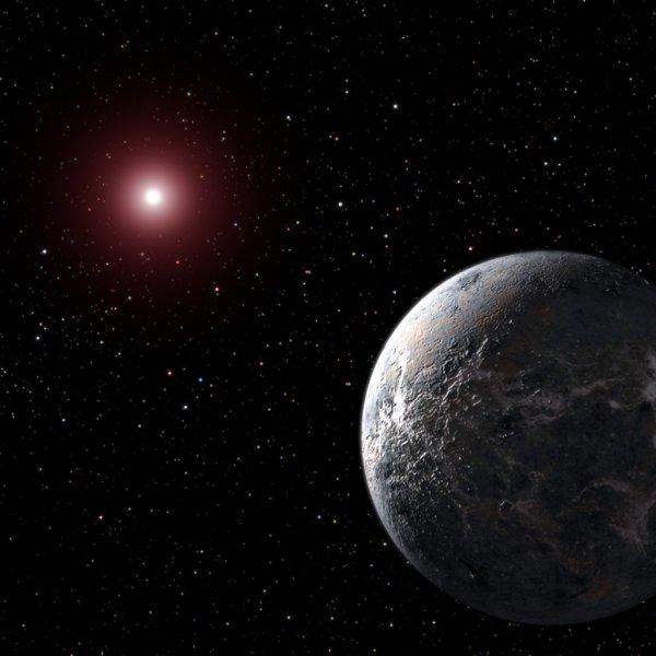 Астрономы нашли супер-Землю размером в половину Нептуна в созвездии Овена