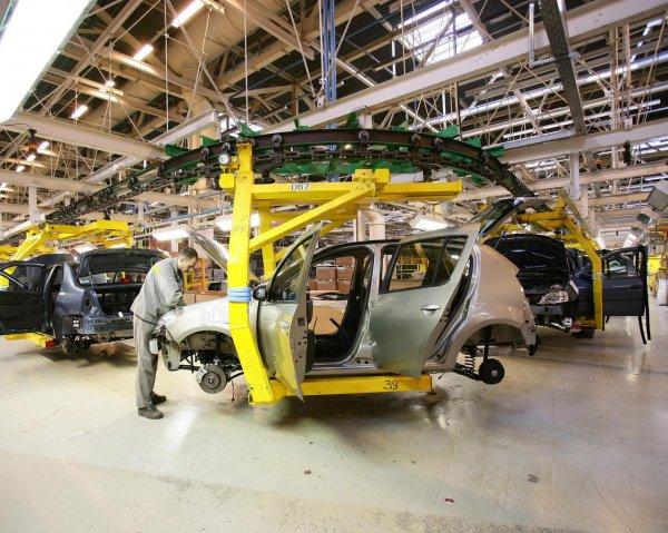 Renault начнет производство новой модели в России