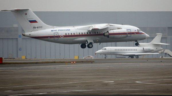 Аэропорты РФ потеряли 6 млрд рублей от ограничений на полеты
