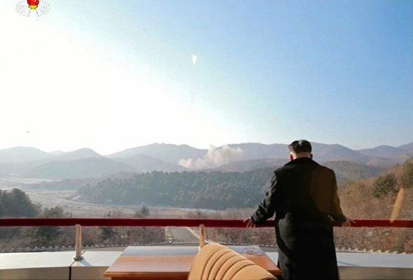 США: КНДР разрабатывает межконтинентальную баллистическую ракету