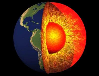 Российские ученые нашли «реки кислорода» в недрах Земли