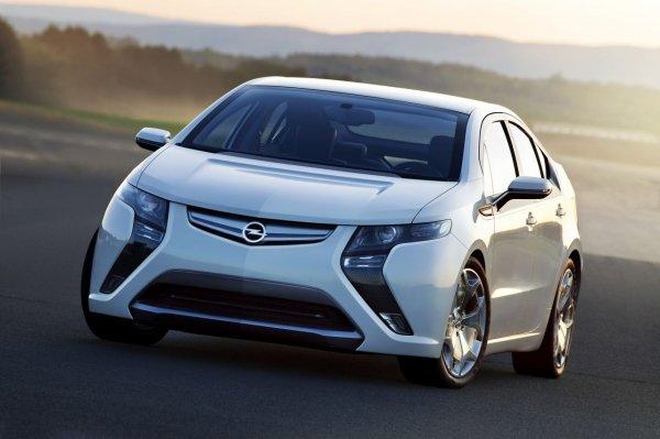 В 2017 году появится первый электромобиль от Opel