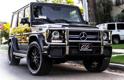 В Москве у безработного угнали Mercedes-Benz за 8 млн руб